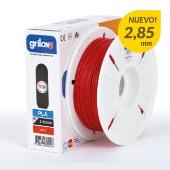 Filamento 3d 2.85