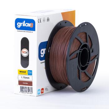 Grilon3 Wood Caoba