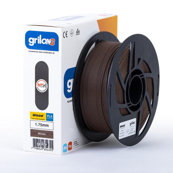 Filamento Grilon3 Nogal