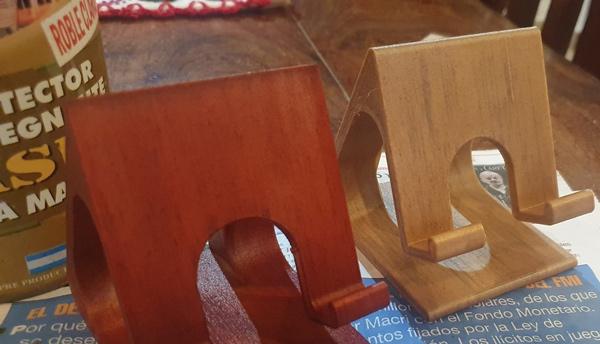 Impresion 3d con filamentos madera