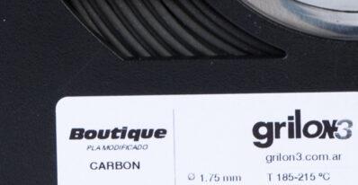 PLA Boutique carbon